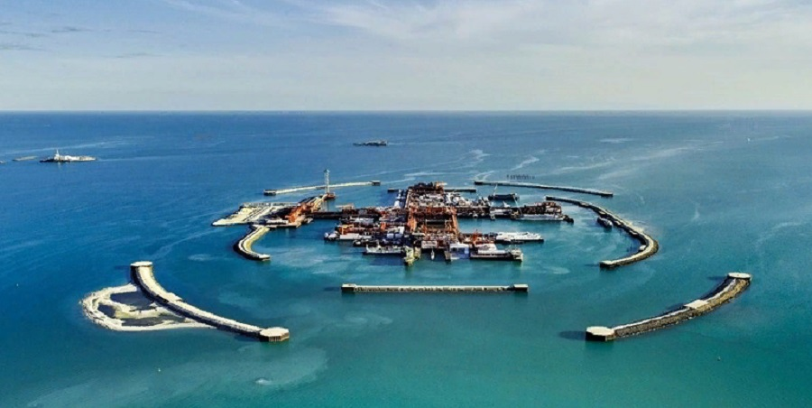 Kazakhstan's Kashagan will produce 500,000 barrels of oil per day in 2027