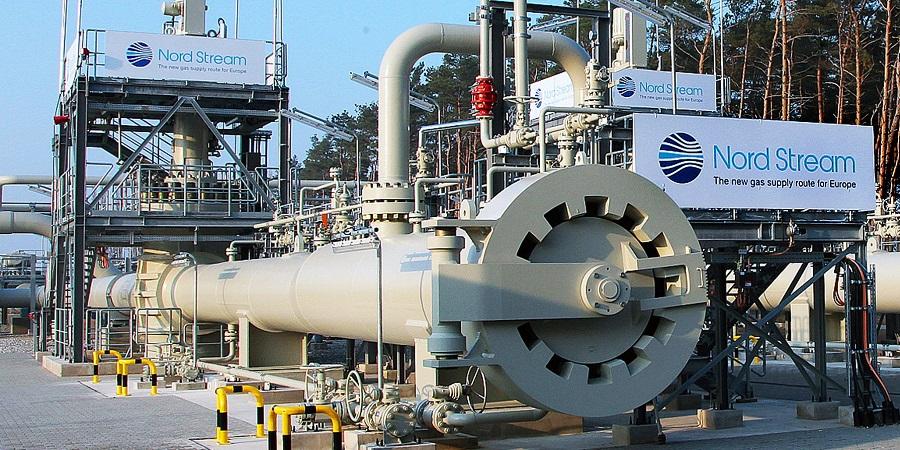 Газопровод Северный поток остановлен на 1 сутки из-за техобслуживания на приемном терминале в Грайфсвальде