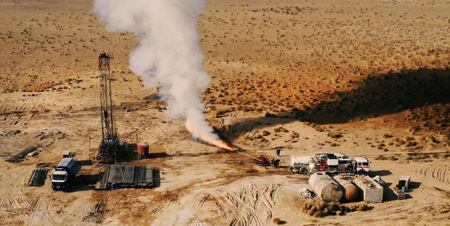 Узбекнефтегаз завершил капремонт газовой скважины на месторождении Шимолий Бердак