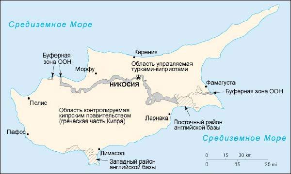 Запасы углеводородов  Кипра продолжают расти
