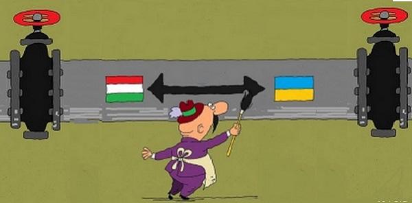 Венгрия и Украина объединили газотранспортные сети в попытке наладить виртуальный реверс российского газа