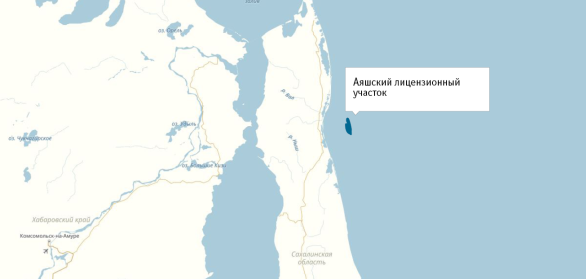 Gazprom Neft acquires offshore licence in the Sea of Okhotsk