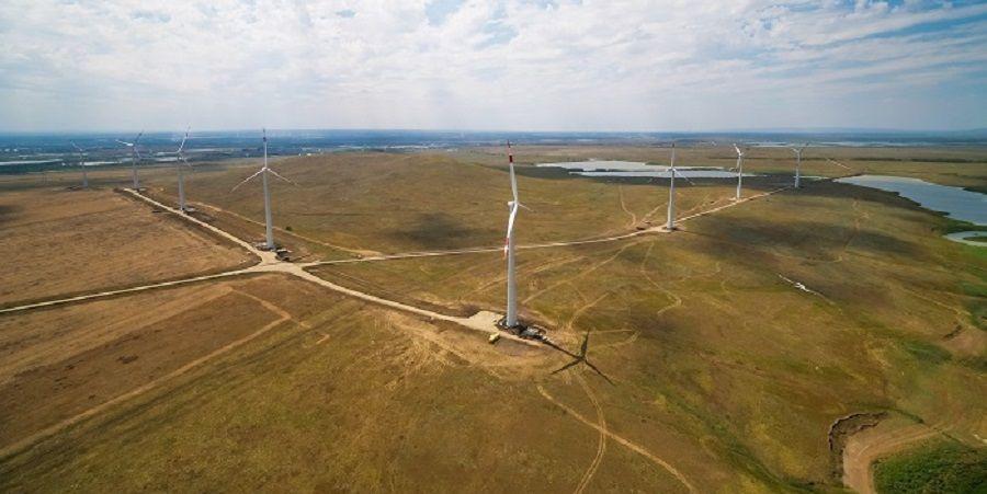 Росатом ввел в эксплуатацию крупнейшую в РФ Кочубеевскую ветроэлектростанцию