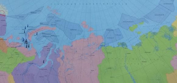 В правительстве РФ рассмотрели законопроект, который предлагает особый подход к регистрации объектов обустройства морских месторождений на шельфе