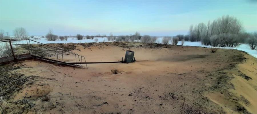 СибурТюменьГаз прекратил выжиг продукта из отсеченного участка газопродуктопровода Нижневартовский ГПЗ - Южно-Балыкский ГПЗ