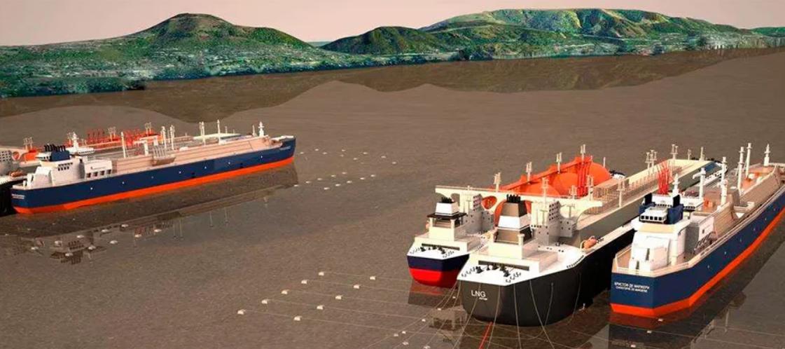 Госдума в 1-м чтении одобрила законопроект о регистрации плавучих хранилищ СПГ