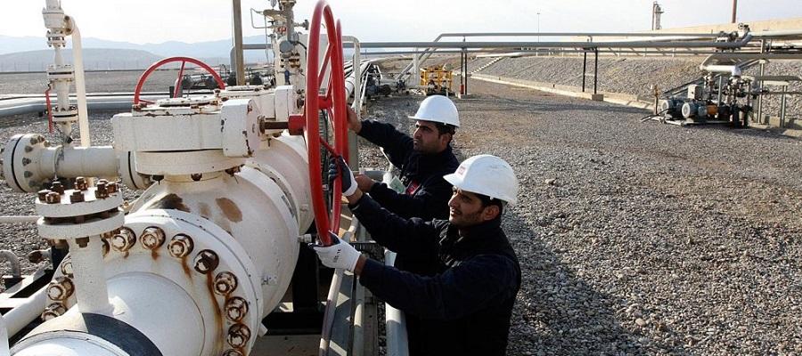 Экспорт природного газа из Ирана достиг рекордного уровня