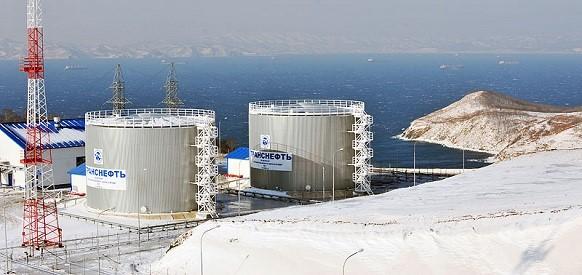 Экспорт нефти через порт Козьмино в 2018 г. снизился на 4%