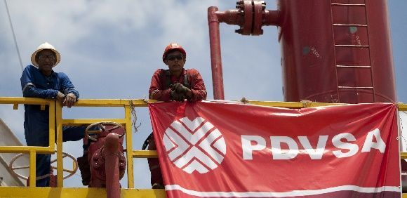 Venezuelan PDVSA reports sharp drop in revenues