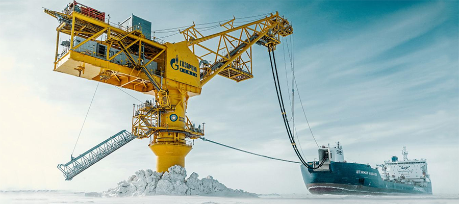 Gazprom Neft's «Kapitan» digital system delivers a 12% reduction in Arctic oil maritime logistics costs
