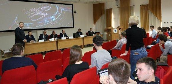 В институте геологии и нефтегазовых технологий КФУ прошёл технологический день ТНГ-Групп