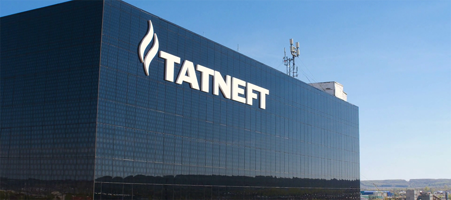TATNEFT sells oil products at the SPIMEX online auction