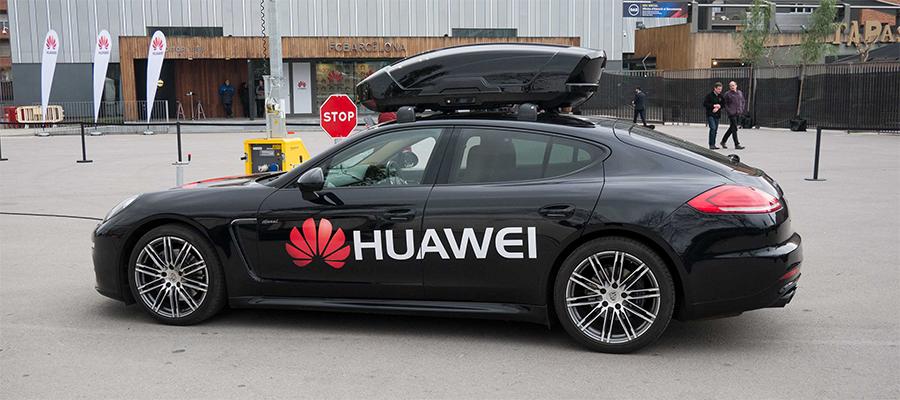 Huawei вложит более 1 млрд долл. США в технологии для электромобилей чтобы конкурировать с Tesla