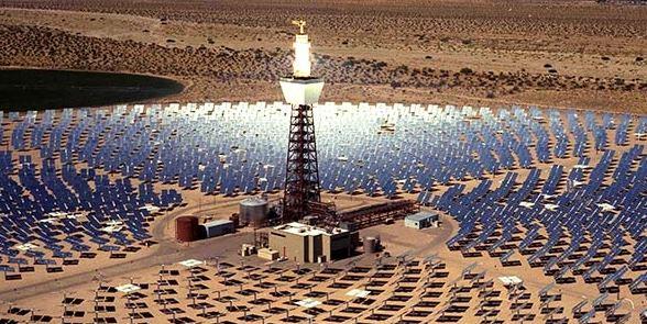 EU investors launch Central Asia's largest solar plant in Kazakhstan