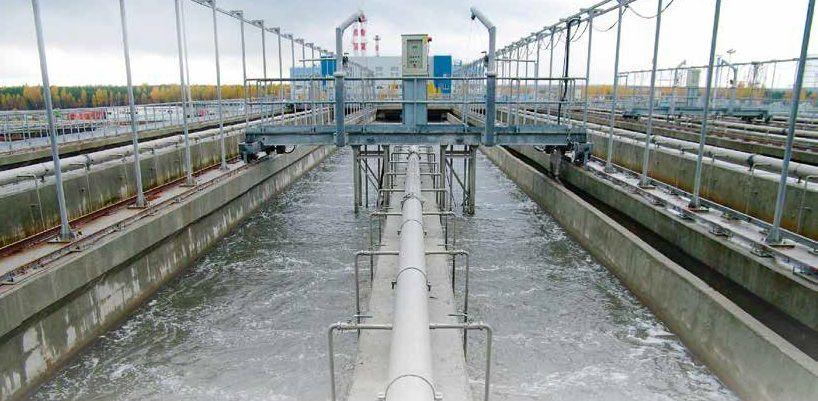 Очистка и обезвреживание нефтесодержащих сточных вод от взвешенных веществ, нефтепродуктов и других вредных примесей