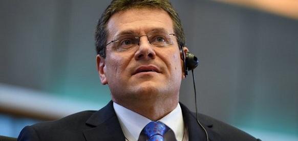 М. Шефчович. Украина будет искать приемлемые для Газпрома решения по транзиту после 2020 г Голосовать!