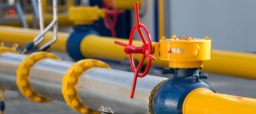 Под Оренбургом украли газопровод