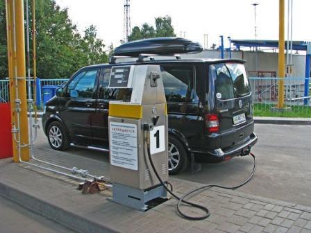 Газомоторный топливный рынок Таджикистана  в смятении. Дефицит.