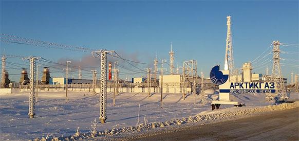 Главгосэкспертиза РФ одобрила проект строительства дожимной компрессорной станции на Яро-Яхинском месторождении