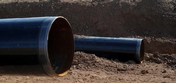 Газпром объявил очередной аукцион на поставку труб большого диаметра