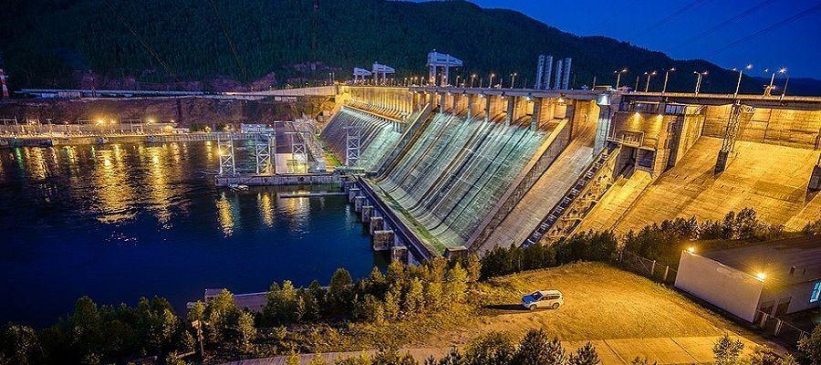 Богучанская ГЭС нарастила выработку электроэнергии в феврале