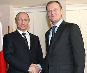 Премьер Польши рассчитывает на «газовый контракт» осенью