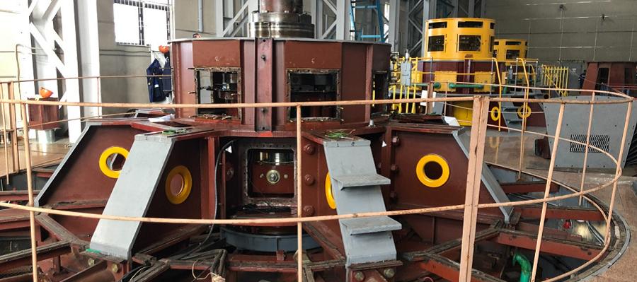 Гидроагрегат Аушигерской ГЭС ввели в работу после капремонта