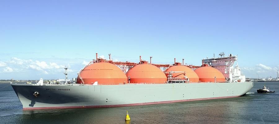 Литва получила первую в декабре 2019 г. танкерную партию СПГ из Норвегии