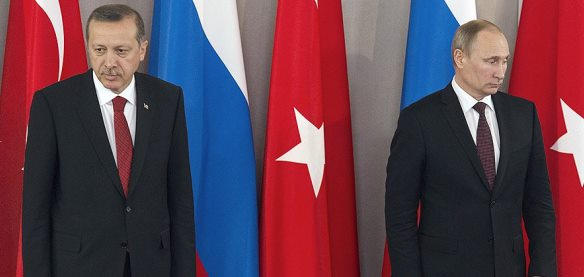 Perspective for Turkish Stream project: possible scenarios and challenges