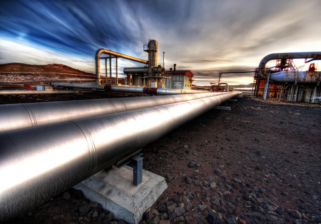 Ремонт на объектах трубопроводного транспорта
