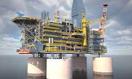 В.Путиным запущена в эксплуатацию самая крупная в РФ нефтегазодобывающая платформа Беркут