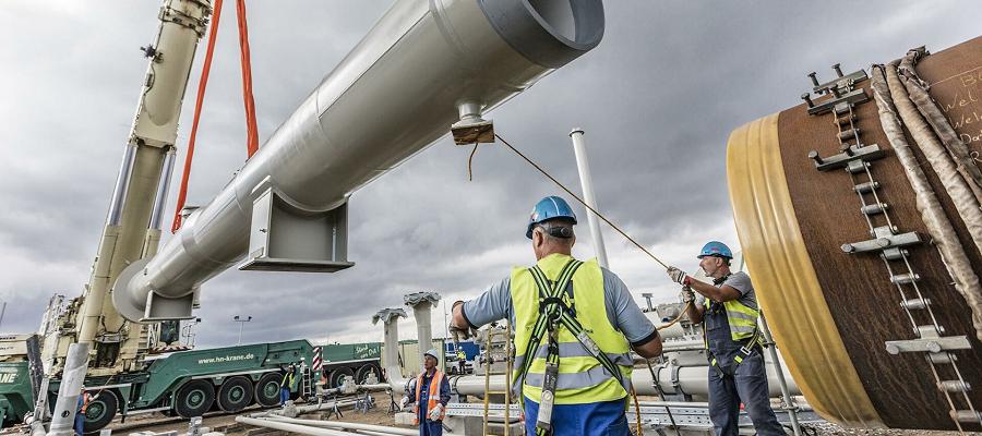 Nord Stream 2 пока не предоставила обоснование апелляции против решения регулятора ФРГ по газовой директиве
