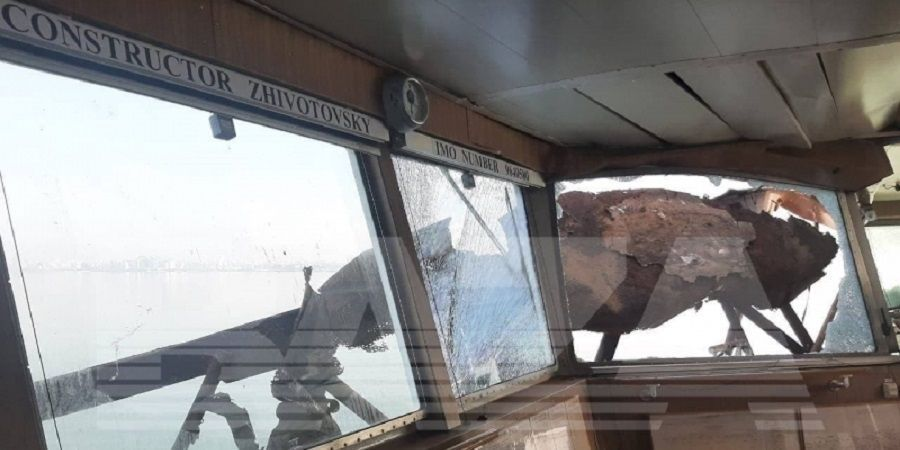 Росморречфлот: инцидент с российским танкером на Каспии практически исчерпан