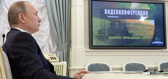В. Путин дал старт еще 2 трубопроводам. Транснефть запустила нефтепроводы Заполярье - Пурпе и Куюмба - Тайшет. ВИДЕО