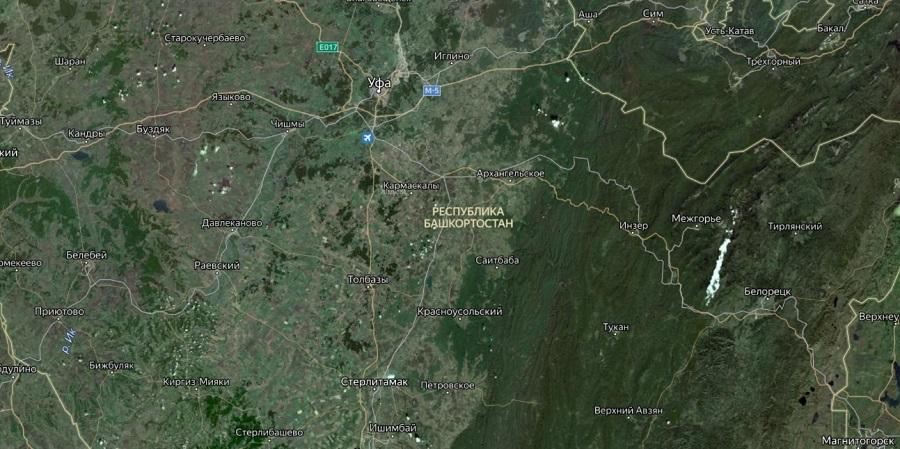 Электроснабжение в Башкирии, нарушенное из-за сильного ветра, восстановлено