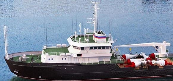 Гидрографы российского ВМФ осваивают новейший радиогеодезический комплекс Крабик-БМ