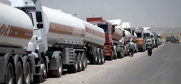 Не прошло и полугода. Ирак начал экспорт нефти из Киркука в Иран
