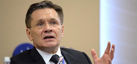 А. Лихачев сообщил, что новый национальный проект по развитию атомной науки и технологий проходит согласование