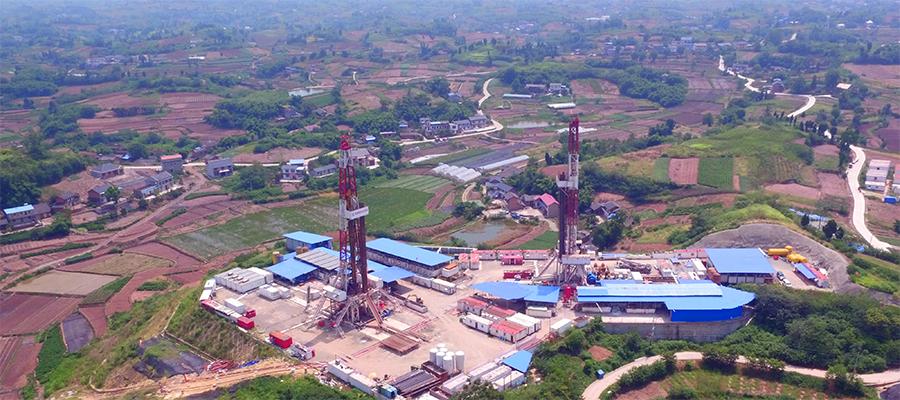 Sinopec на 1/3 увеличила оценку запасов газа на крупнейшем в Китае месторождении сланцевого газа Фулин