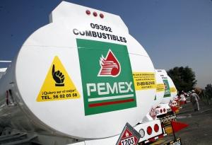 Pemex в 2015 г снизила добычу нефти на 6,7%