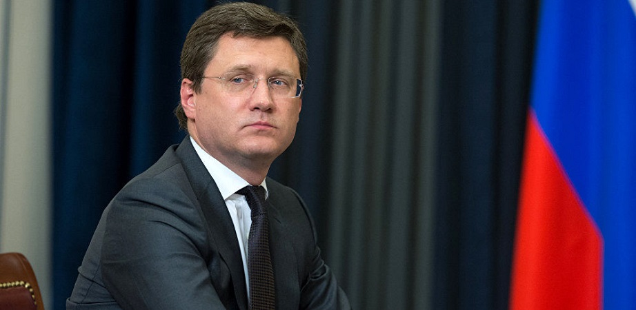 Russian oil minister: Global oil inventories are in decline