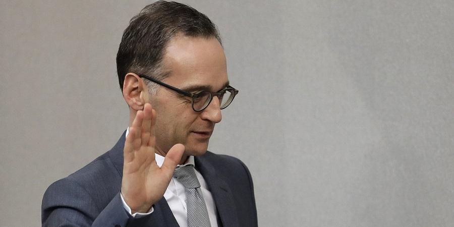 Глава МИД ФРГ не исключил приостановку проекта газопровода Северный поток-2
