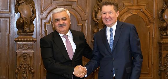 Своевременная встреча. Газпром и SOCAR поговорили о перспективах поставок российского газа в Азербайджан