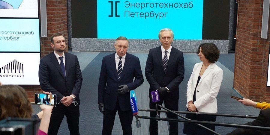 Газпром нефть, Яндекс и Центр Арктические инициативы поддержат резидентов Энерготехнохаба Петербург