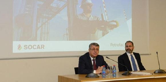 Petrofac and SOCAR form joint venture