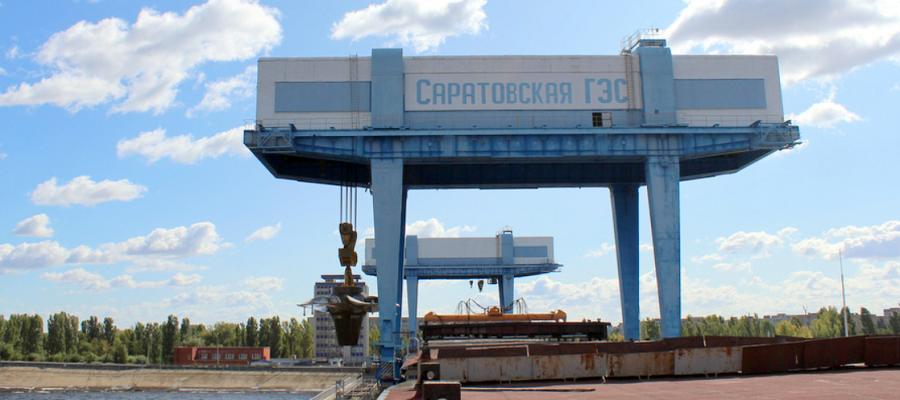 РусГидро провело модернизацию гидроагрегата № 3 Саратовской ГЭС