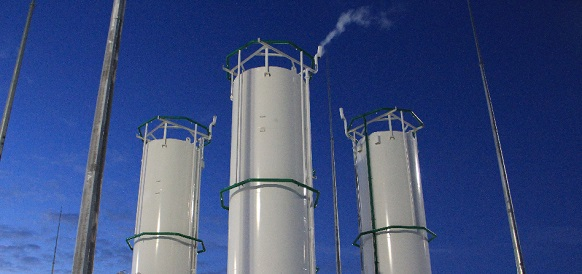 Криогаз запустил малотоннажный завод по производству СПГ стоимостью 670 млн руб в Псковской области