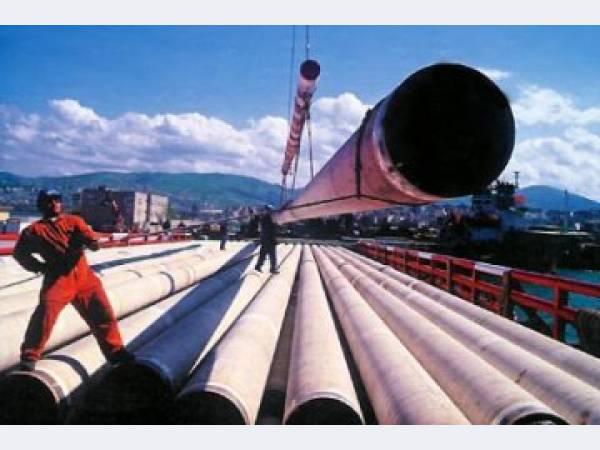 С. Куприянов. «Газпром русская» - новая компания для строительства газопровода в Турцию