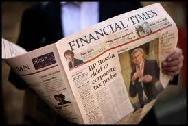 The Financial Times составил список крылатых выражений 2011 года