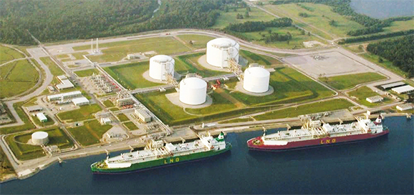 Energy Transfer and Shell sign agreement to further progress Lake Charles LNG project